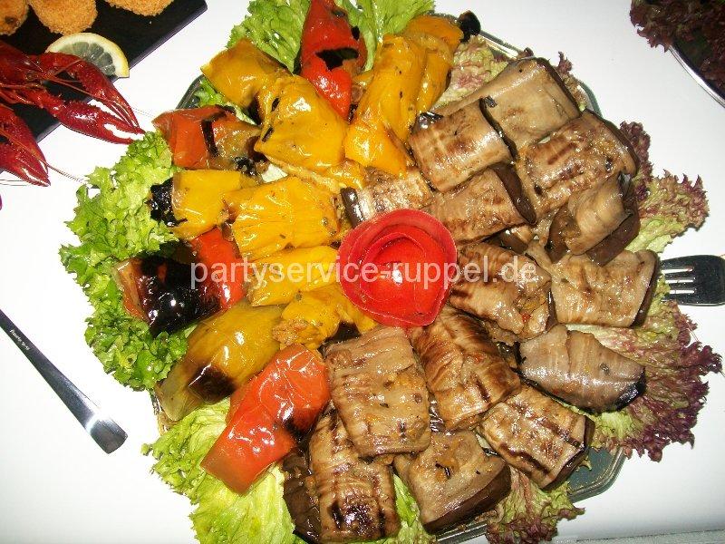 Gemüseplatte / Овощная тарелка