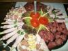 Wurstplatte /  Нарезка из колбас