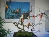 Carving: Kakadu aus Rettich / Карвинг: какаду из редьки