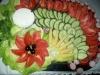 Gemüse-Teller / Овощная нарезка