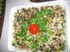 Hähnchen-Gemüse-Salat nach koreanischer Art / Салат из курицы и овощей по- корейски