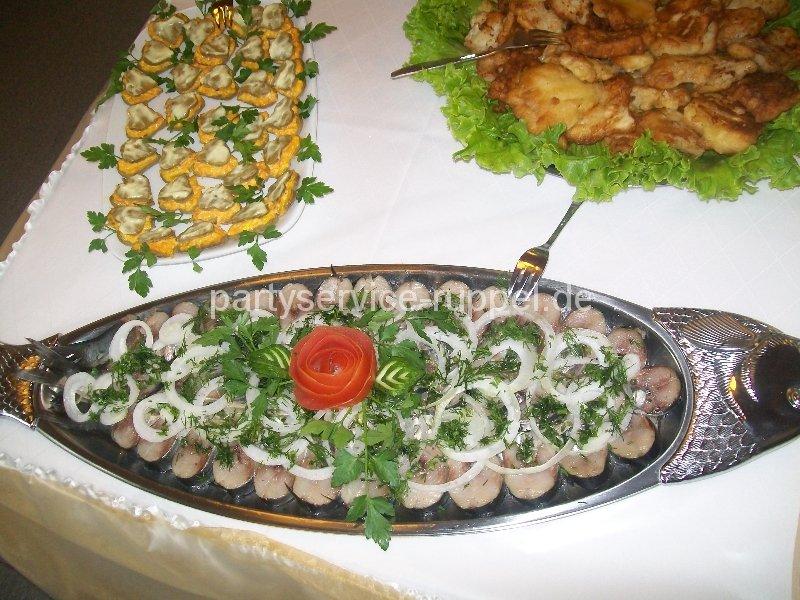 Fisch-Platte / Рыбная тарелка